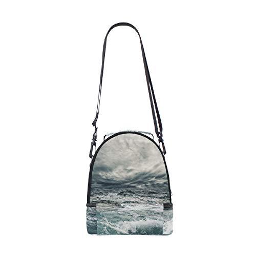 Ocean almuerzo Storm de picnic doble Cooler para ajustable correa bolsa Bandolera WtOqF7IP