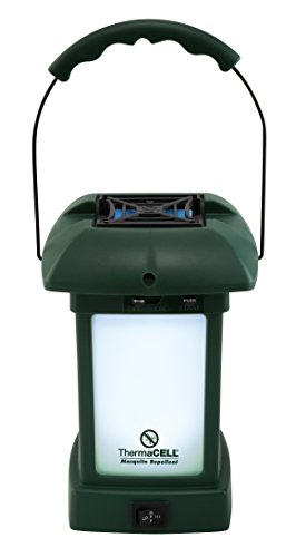 UPC 843654010649, ThermaCELL MR-9L Mosquito Repellent Pest Control Outdoor and Camping Cordless Lantern