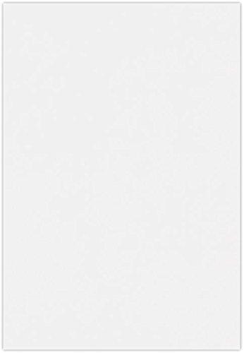 13 x 19カードストック ホワイト B014327UBW 236lb. Brilliant White - 100% Cotton