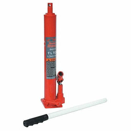 Blackhawk BH2015 Hydraulic Long Jack 1-1//2 Ton