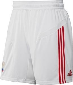 Adidas Fussball Trikot Russland RFU Away Short, Größe Adidas:XXL