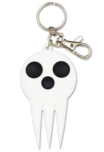 (Soul Eater Skull Keychain GE-4830)