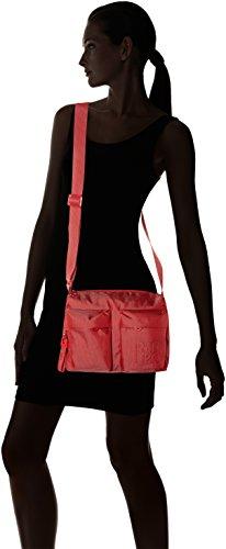 Rojo Scarlet de bolsos y hombro Mandarina Shoppers Tracolla Duck Mujer Flame Md20 xwCRqqBUz