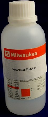 Milwaukee MA9071 Oxygen Electrolyte Solution, 220 mL for SM600