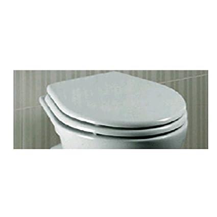 3s Sedile Copriwater Wc Sospeso Novella Ceramica Dolomite In