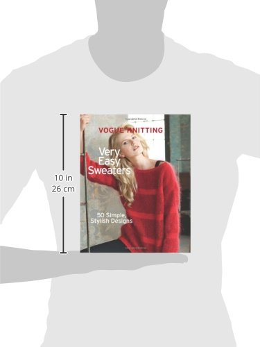 Vogue® Knitting Very Easy Sweaters: 50 Simple, Stylish Designs by Sterling Publishing (Image #2)