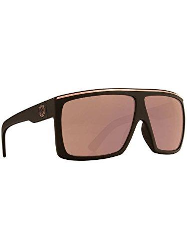 DRAGON Sunglasses - Fame / Frame: Matte Black Lens: Rose ...