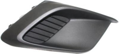 - Passenger Side Plastic Fog Light Cover for 14-16 Mazda 3 MA1039122