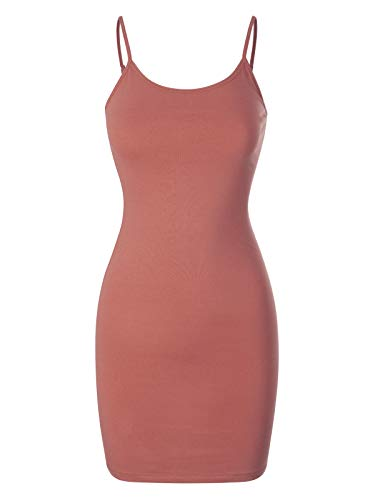 Camisole Mini Dress - Design by Olivia Women's Casual