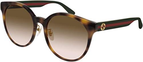 Sunglasses Gucci GG 0416 SK- 005 HAVANA/BROWN MULTICOLOR