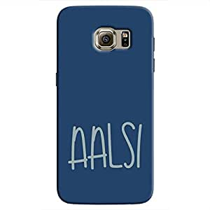 Cover It Up - Aalsi Galaxy S7 Edge Hard Case