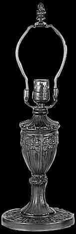- 9 Inch Chalice Base Lamp Bases And Fixture Hardware