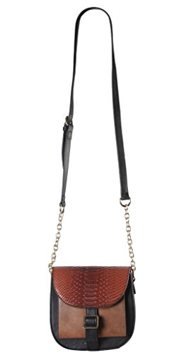 Hobo Saddle Leather Handbags - 1