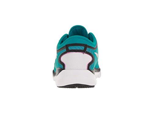 Nike Frauen Flex Supreme TR 4 Cross Trainer Energie / Mtlc Silber / Schwarz