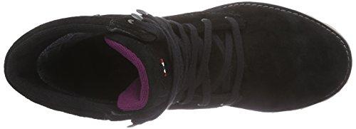 GTX Boots Noir Black Chelsea 2 Femme Viking Moria xpw6461