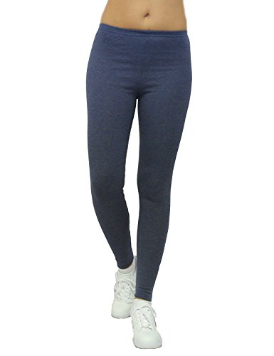Leggings Unita Donna Jeans Pantaloni Tinta Sys vz0g6q6