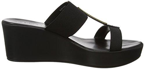 Carvela Sapphire Np - Sandalias con tacón Mujer Black (Black)