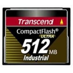 - Transcend 512 MB CompactFlash Memory Card TS512MCF100I