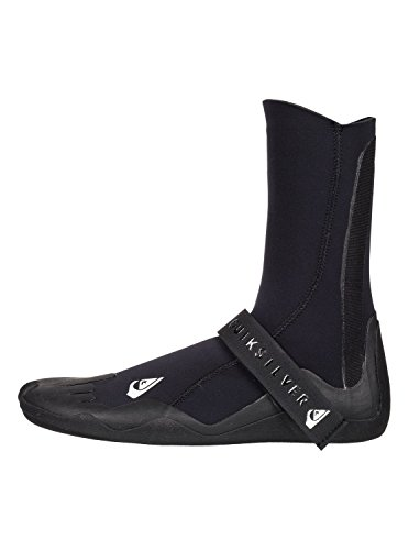 Quiksilver Mens 3Mm Syncro - Round Toe Surf Boots Surf Boots Black 10