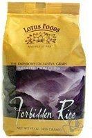 Lotus Foods, Organic Forbidden Rice, 15oz