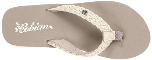 Sandal Bounce Women's Cobian Cream Braided RFtEAxwU