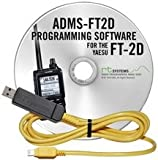 RT Systems Original ADMS-FT2D USB Programming Software (Version 5.00) with USB-68 USB to Special Mini-B Plug Cable for the FT-2DR