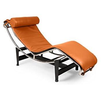 Amazon Com Le Corbusier Lc 4 Style Replica Chaise Lounge