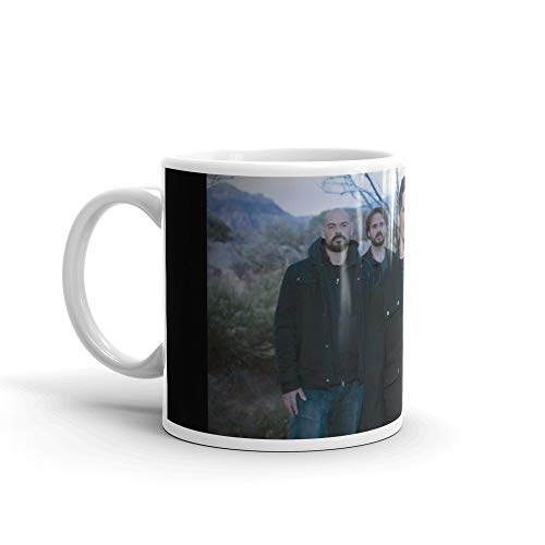 Ghost Adventures. 11 Oz Coffee Mugs With Easy-Grip Handle, Suitable For Hot And Cold Drinks. Can Be Used For Home And Office