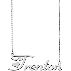 A Missing Dog Custom Any Name Necklace Trenton