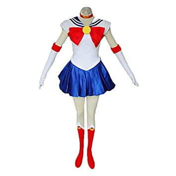 Disfraces Cosplay - Sailor Moon - de Sailor Moon - Vestido ...