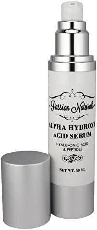 Passion Naturals Alpha Hydroxy Acid Serum, 50ml