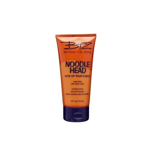 (2) Beyond the Zone Noodle Head Kick up your Curls - 6 fl. oz