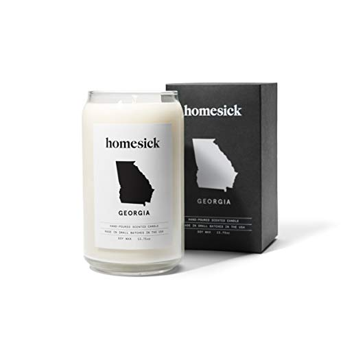 Homesick Scented Candle - Memorable Unique Scent for Each State