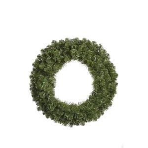 Vickerman 30'' Grand Teton Artificial Christmas Wreath, Unlit