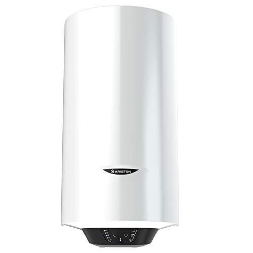 Ariston - Termo 30 litros Pro1 Eco Dry Multiposicion (2x800w) - Calderin Esmaltado al Titanio - 5 Anos Garantia