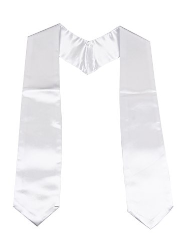 Graduation Stole For Academic Commencements, 60''long, -