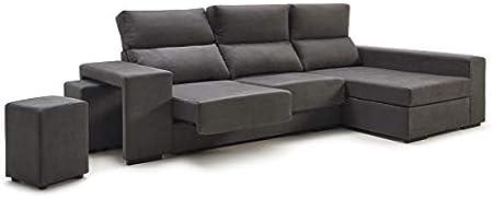 Con los asientos EXTENSIBLES, podemos adaptar la posición del asiento logrando así un descanso óptim