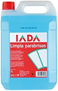 Limpia Parabrisas Liquido 5L Iada: Amazon.es: Bricolaje y herramientas
