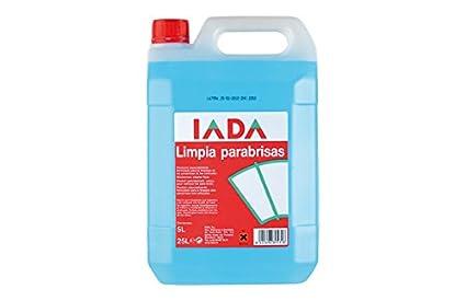Limpia Parabrisas Liquido 5L Iada