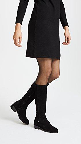 Frye Kvinders Taylor Stretch Høje Støvler Sort cJbEY1HjT
