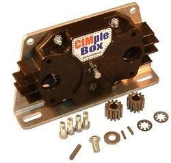 Single Gearbox (CIMple Box, Single Stage Gearbox)