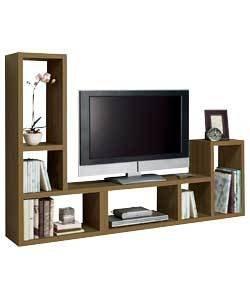 Ex Argos Pair of Oak Effect L Shape Shelves Flatpacked: Amazon.co.uk ...
