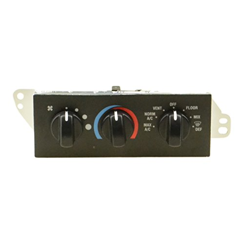 Victory Climate Systems 083-0169 Control Panel