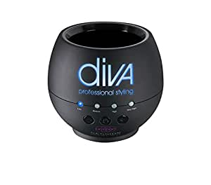 Diva Professional Styling Session Instant Heat Hot Pod
