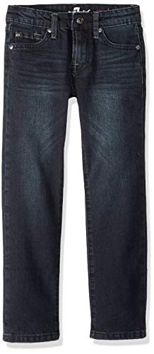 7 For All Mankind Boys' Little Standard Jean, Dynamic, 5 from 7 For All Mankind
