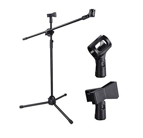 Powerpak MS-1001 3 Leg Boom Microphone Stand (Black) product image
