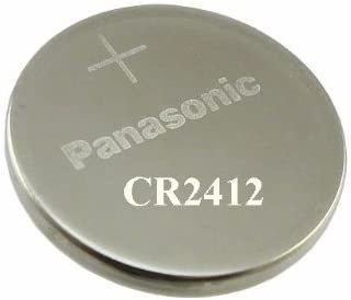 Panasonic Coin Battery CR2412/