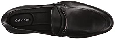 Calvin Klein Men's Nordon Leather Slip-On Loafer