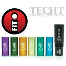 TECHT iFIT 6-Piece Barrel Boring Kit with Shocker SFT Adapter