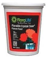 Floralife Crystal Clear Flower Food Powder for Fresh Cut Flowers, Preserver & Nutrient Supplement, 5 Lb.